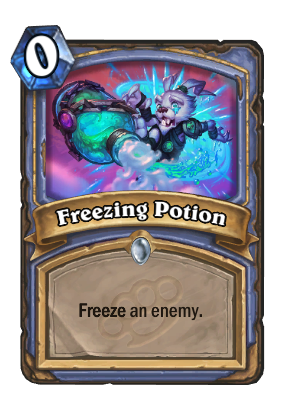 freezing-potion