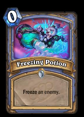 freezing-potion