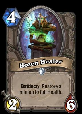 hozen-healer
