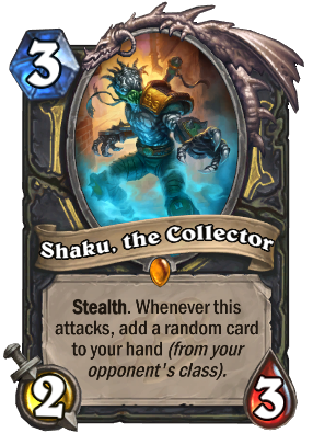 shaku-the-collector