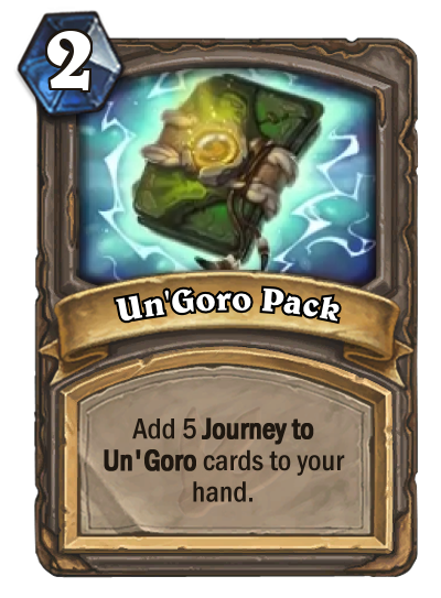 ungoro-pack