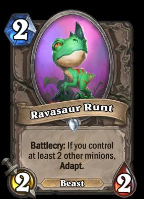 ravasaur-runt