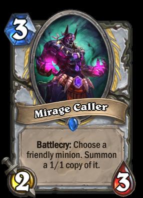 mirage-caller