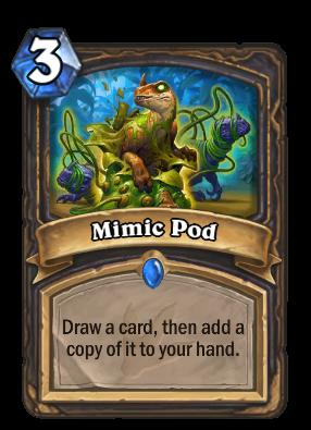 mimic-pod