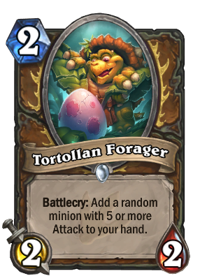tortollan-forager