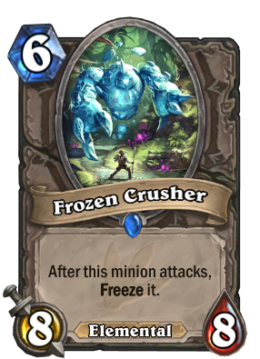 frozen-crusher