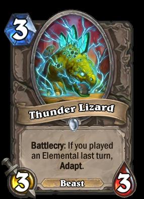 thunder-lizard