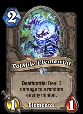 volatile-elemental