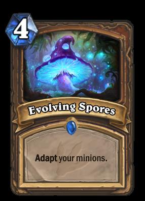 evolving-spores