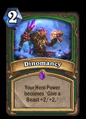 dinomancy