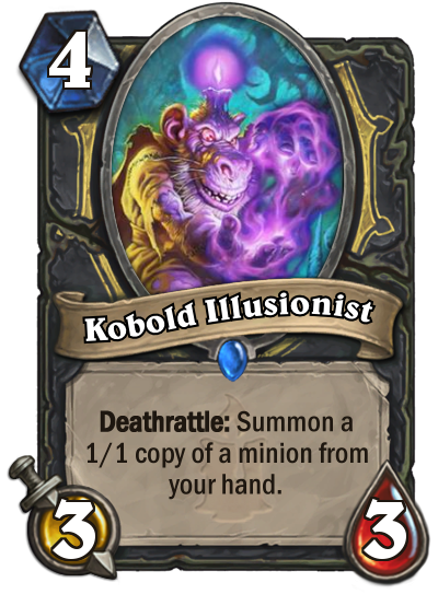 kobold-illusionist