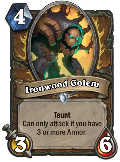 ironwood-golem