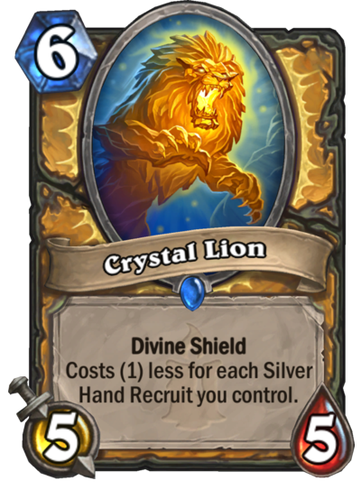 crystal-lion