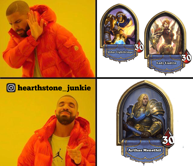 how to get arthas in hearthstone