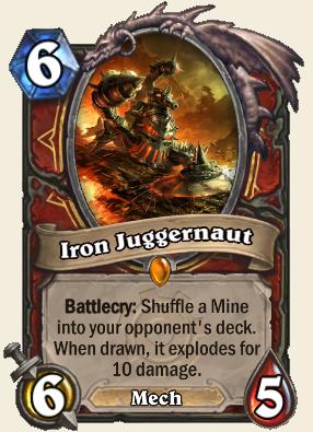 Iron Juggernaut