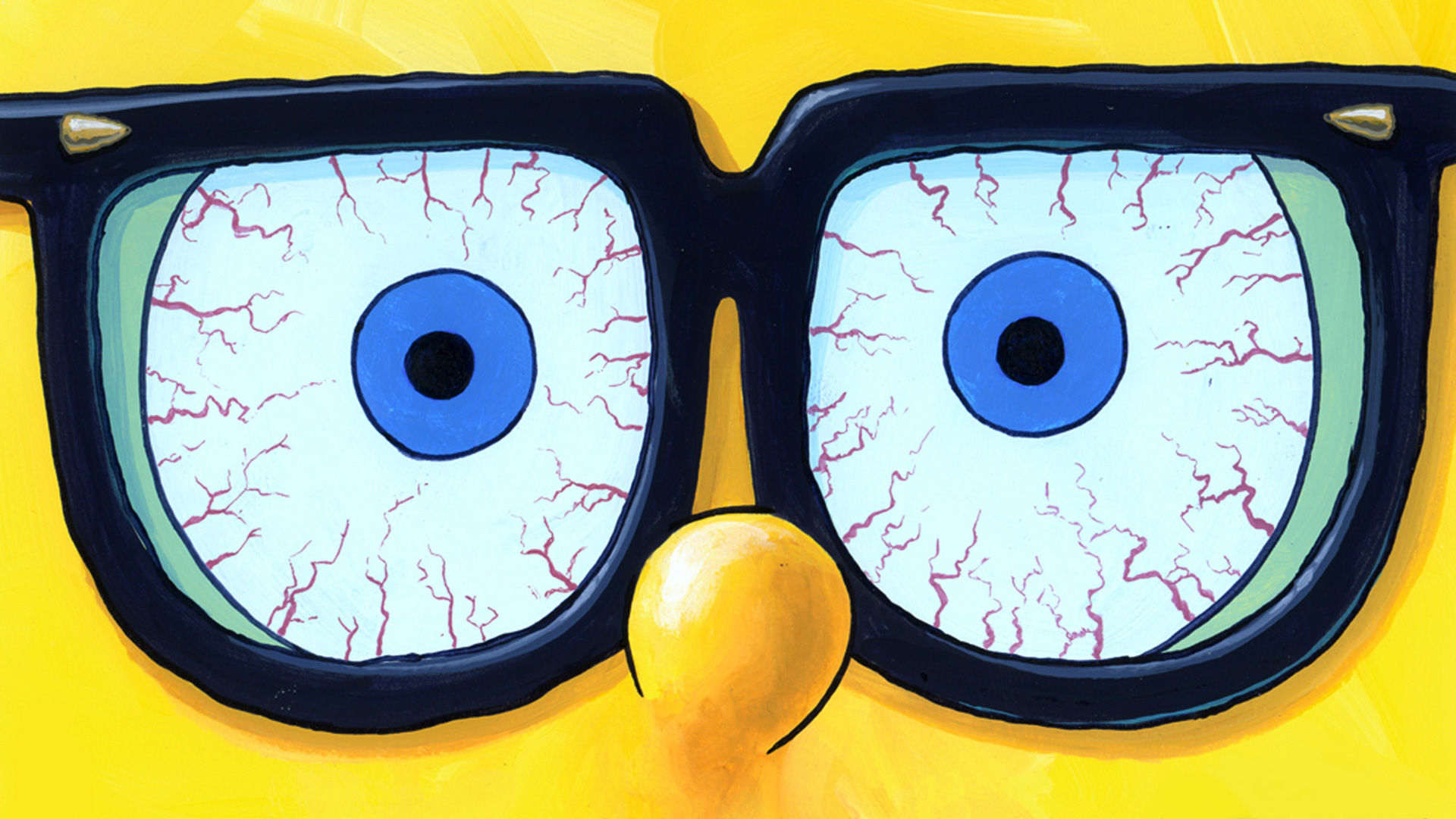 Bob Esponja Wallpaper Anti-aggro Priest