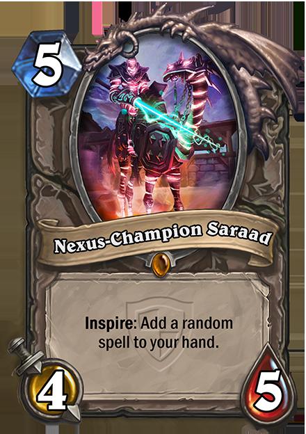 Ukázka karty s inspired