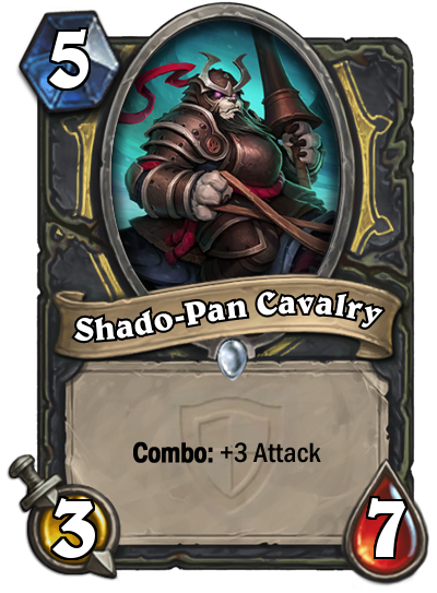 Shado-Pan Cavalry