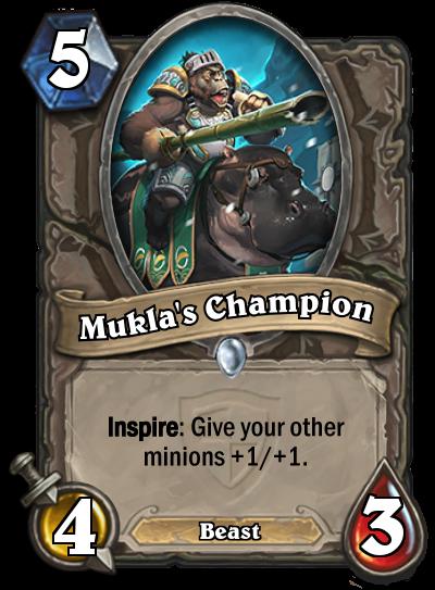 Mukla Champion