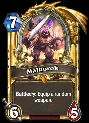 Resultado de imagen para Malkorok