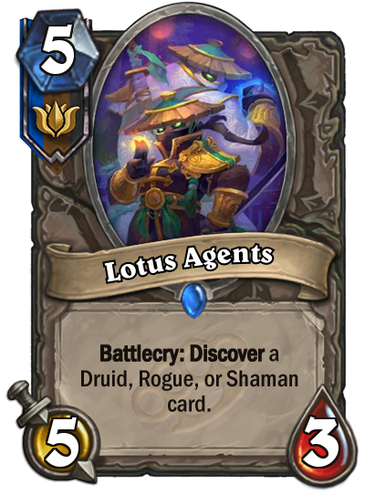 Lotus Agents