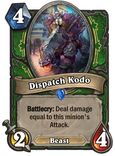 Dispatch Kodo