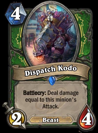 Dispatch Kodo