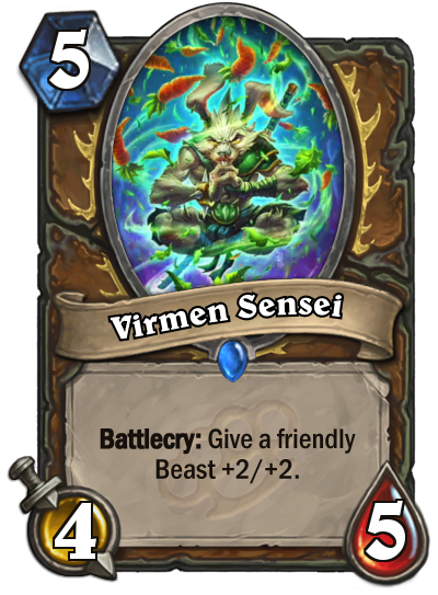 Virmen Sensei