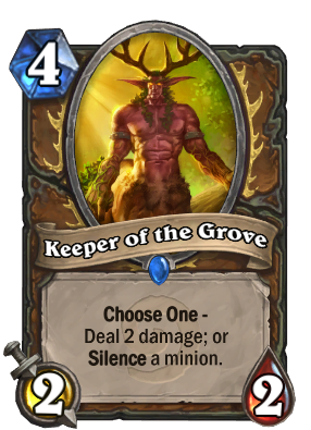 spel keeper of the grove.