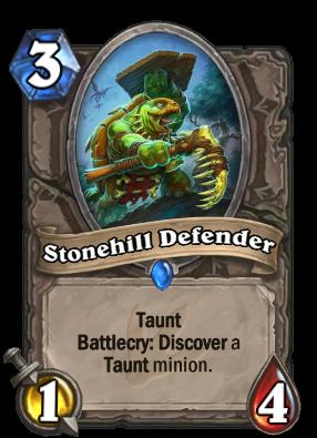 Stonehill Defender