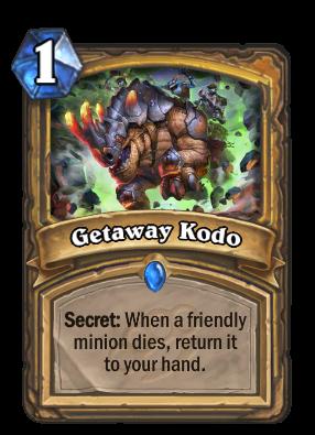 Getaway Kedo