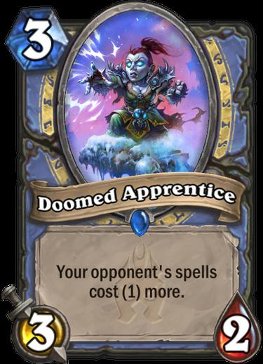 Doomed Apprentice