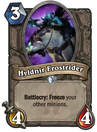 Hyldnir Frostrider