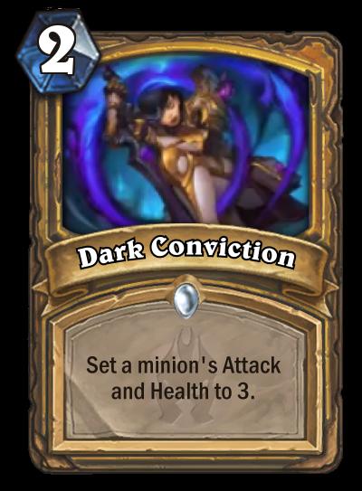 Dark Conviction