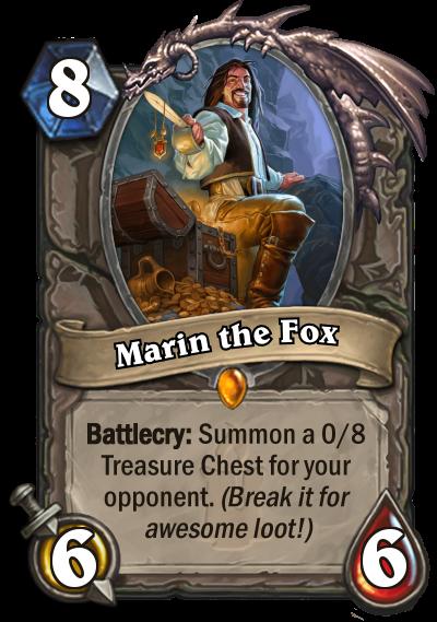 狐のマリン