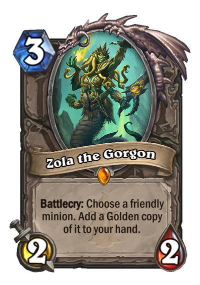 ゴルゴン・ゾーラ