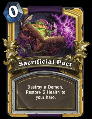 Sacrificial Pact