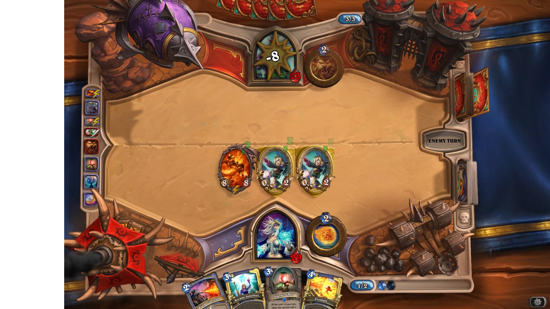 Unstable portal stories card discussion hearthstone - Demonwrath hearthstone ...