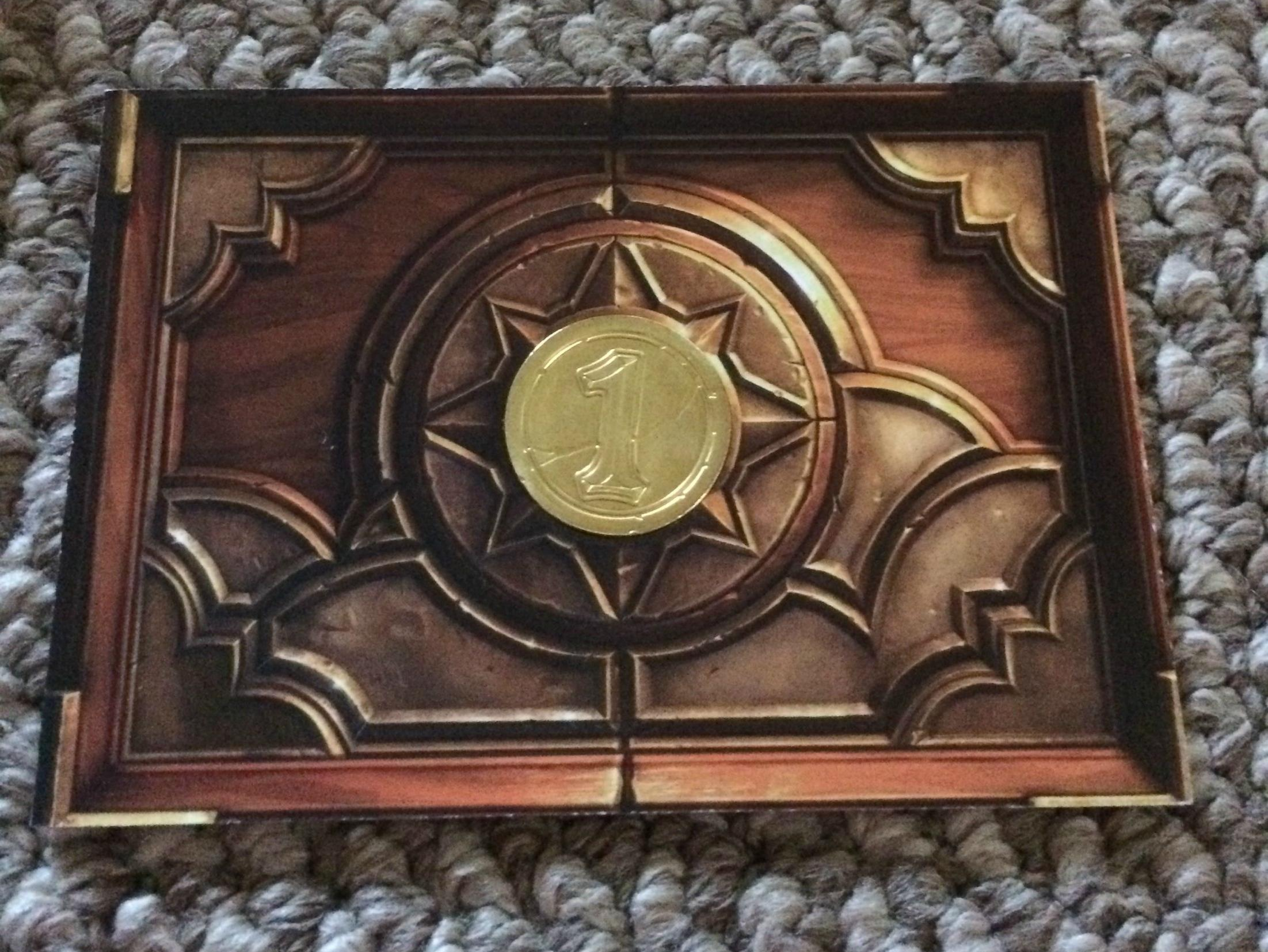 Hearthstone September Loot Crate Items - Free Card Pack! - News