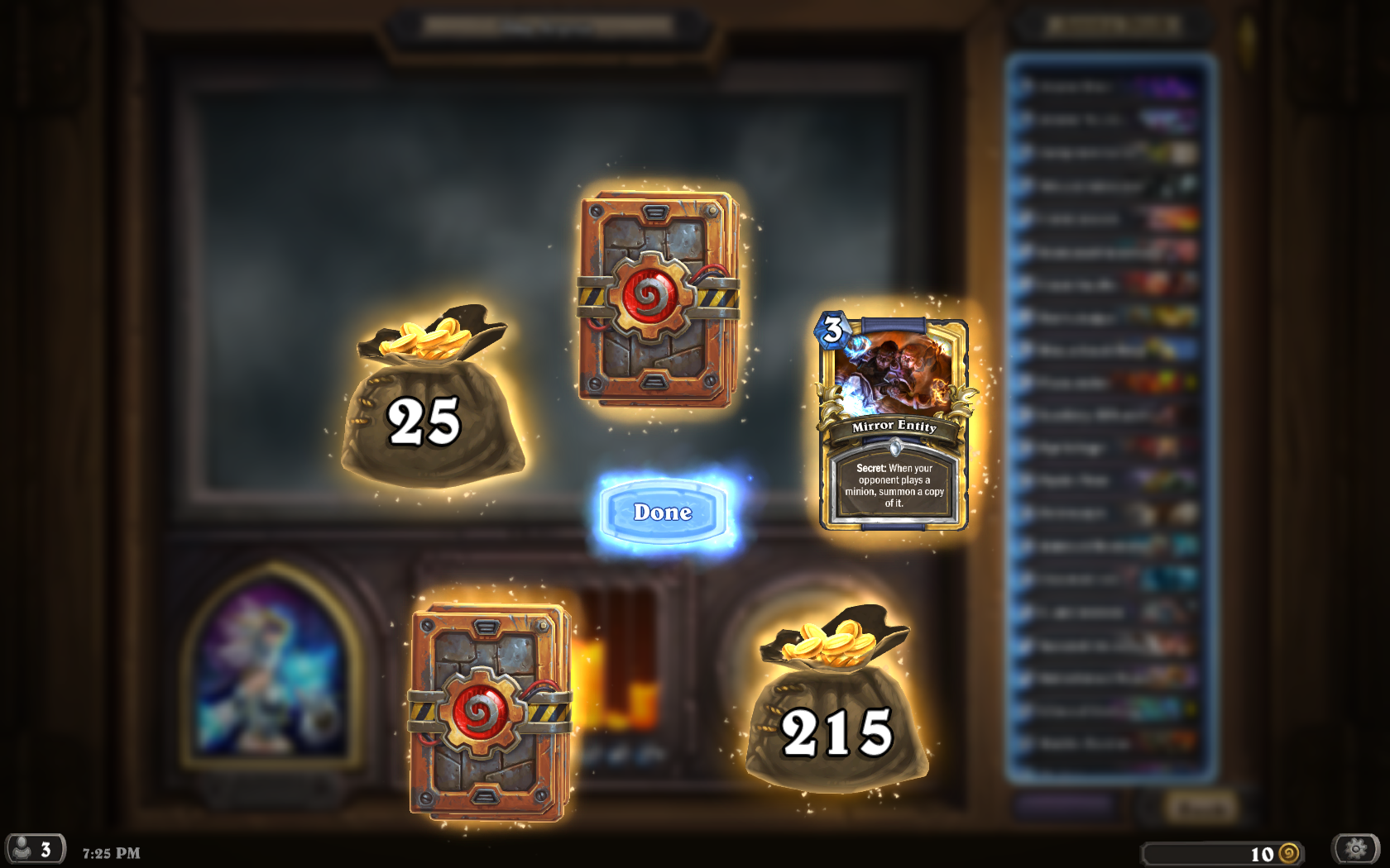 Worst Blizzards Ever Worst Arena Rewards For 12 Wins The Arena Hearthstone