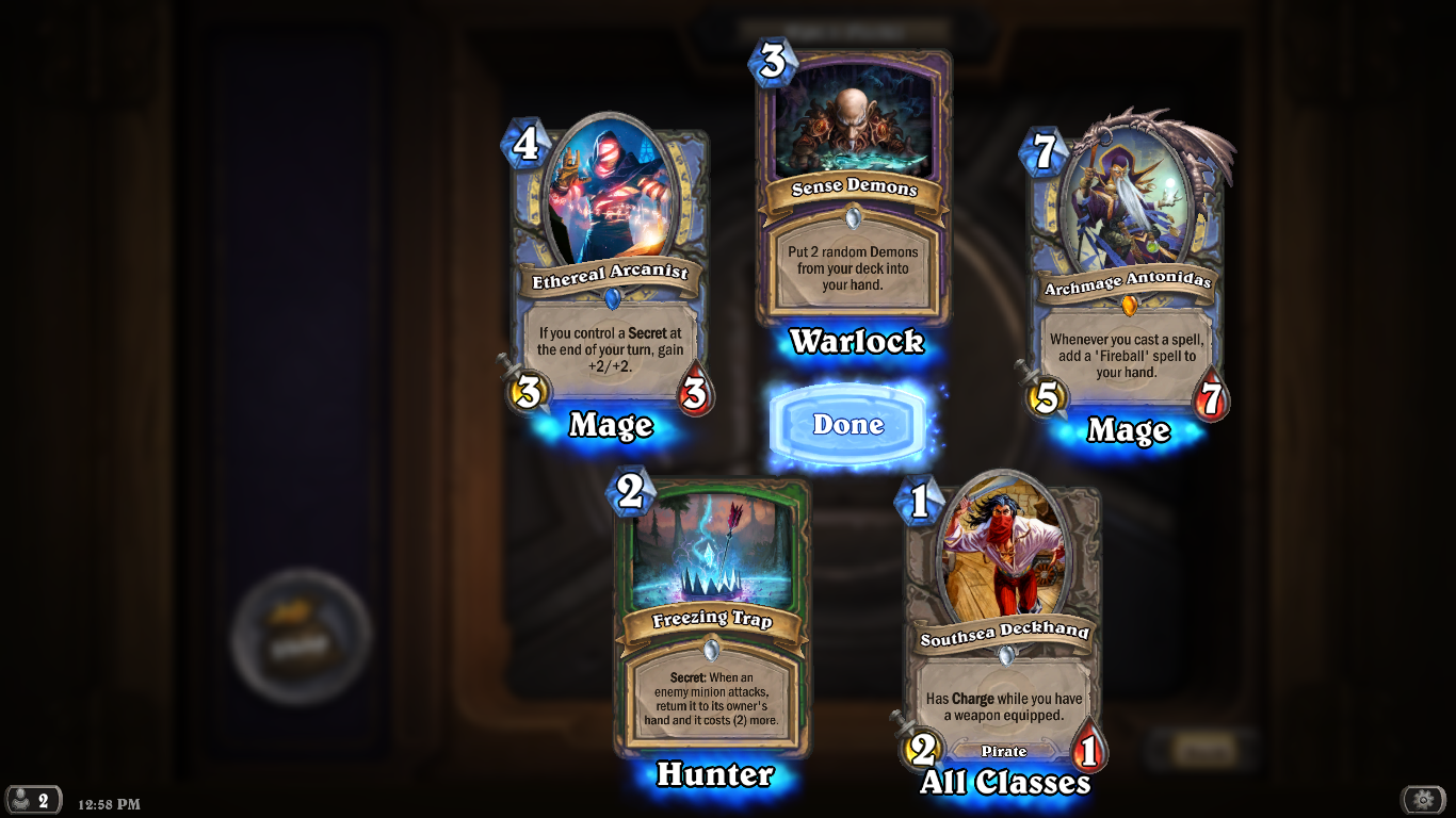 how to get free packs and gold in hearthstone
