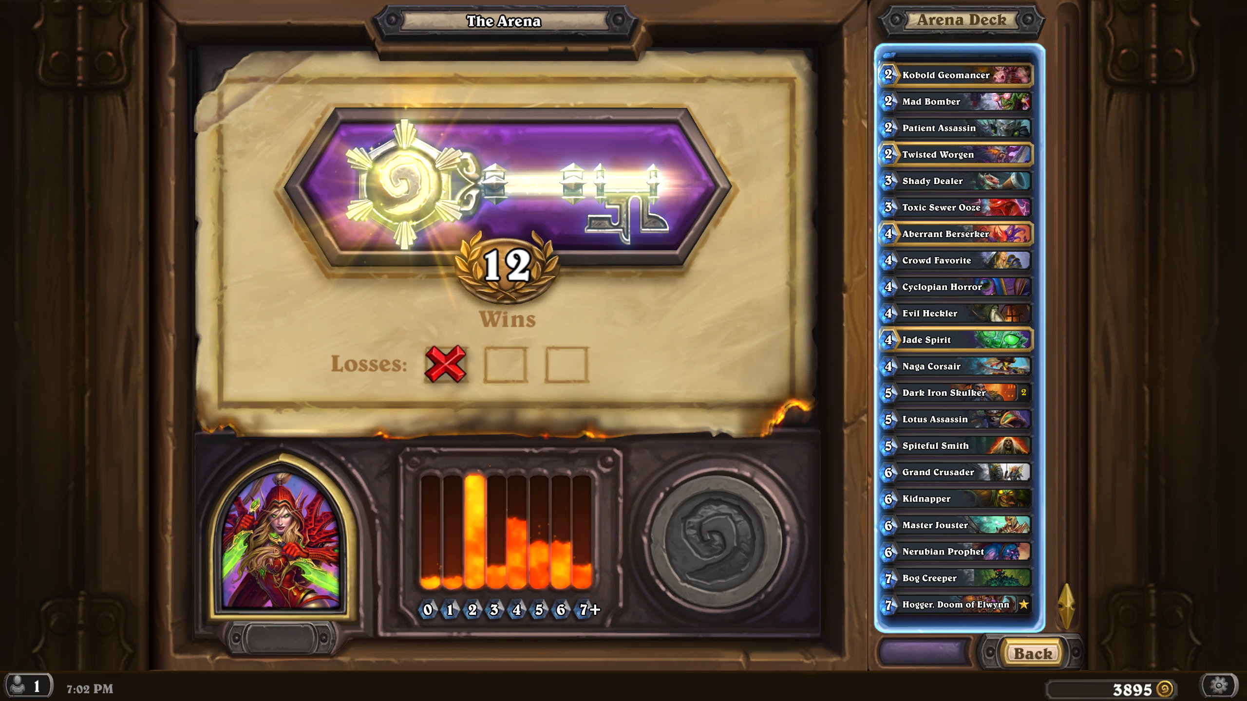 how to win a hearthstone game