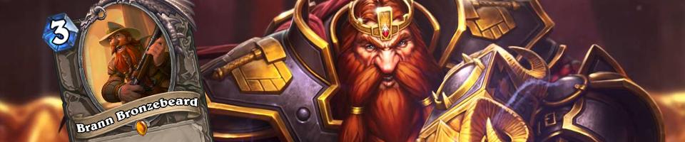 Brann Bronzebeard vs Magni Bronzebeard