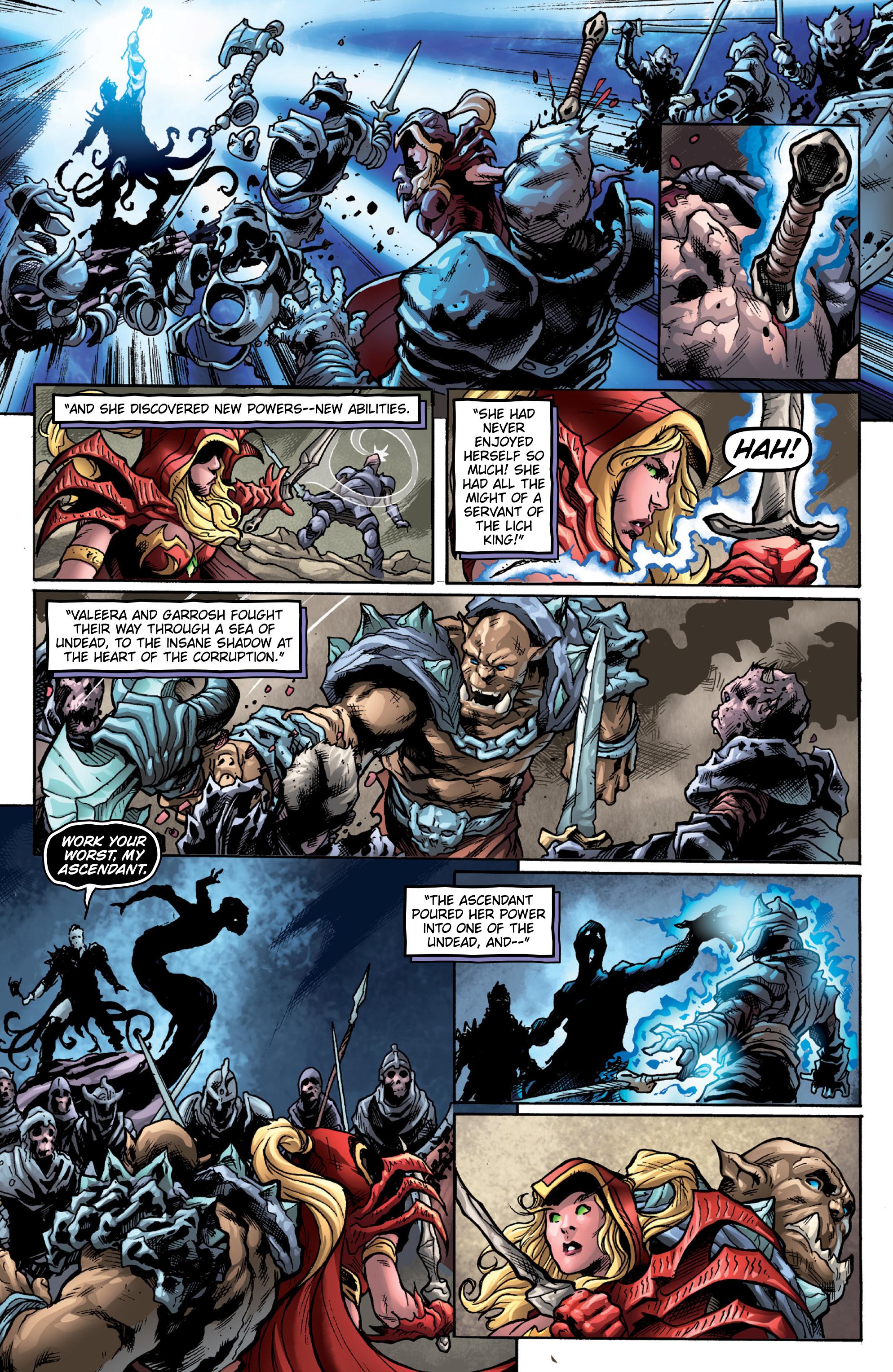 Hearthstone's Third Comic Released - Freedom - News - HearthPwn