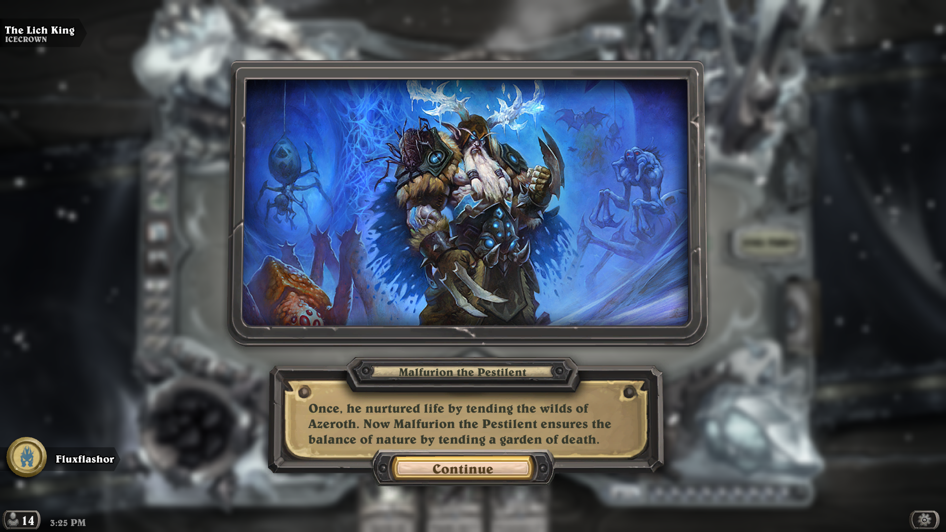 The Lich King Boss Guide - The Frozen Throne - Frozen Throne