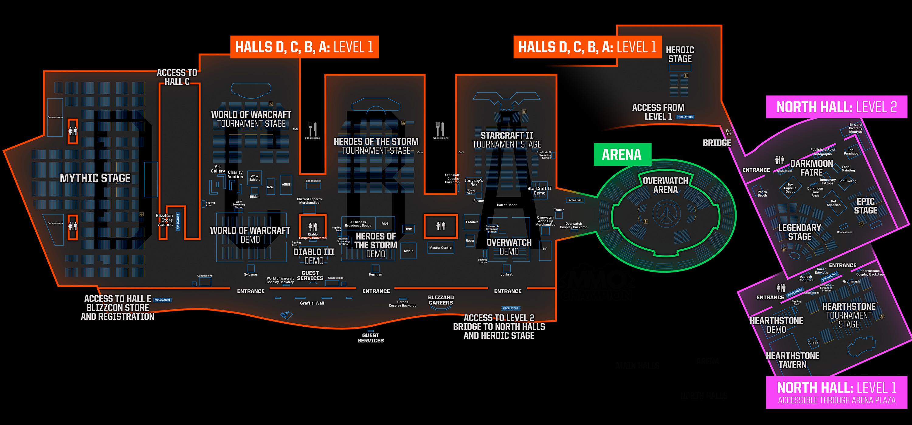 Wow Vanilla Goblin Engineering Schematics Explained Wiring Diagrams Blizzcon 2017 Floor Map Revealed News Hearthpwn