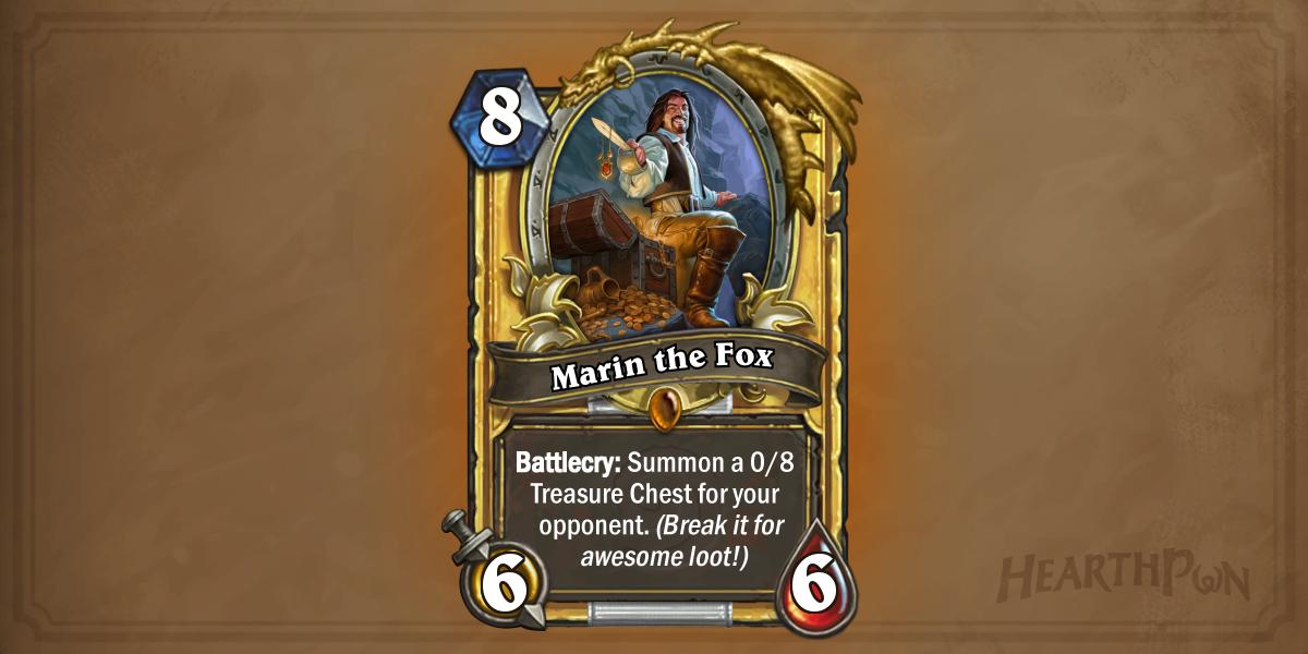 Marin the Fox