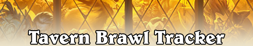 Tavern Brawl Tracker