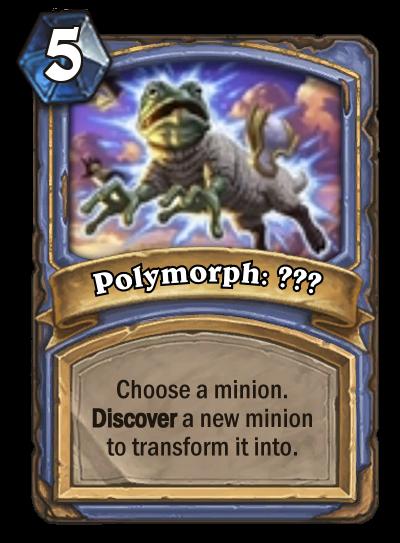 polymorph: ???