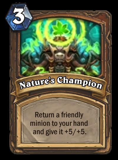 Nature's Champion